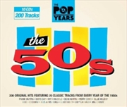 Pop Years - The 50's | CD