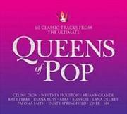 Queens Of Pop   CD