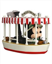 Mickey Mouse - Jungle Cruise Skipper Pop! Ride | Pop Vinyl
