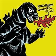 Godzilla Kiss   Vinyl