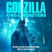 Godzilla - King Of Monsters   CD