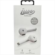 Fuse Airbudz Ii White | Accessories