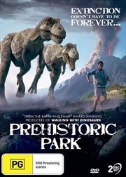 Prehistoric Park | DVD