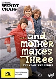 And Mother Makes Three | Complete Series | DVD