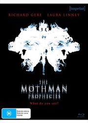 Mothman Prophecies | Imprint Collection 39, The | Blu-ray