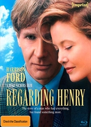 Regarding Henry | Imprint Collection 36 | Blu-ray