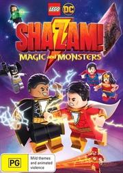 Lego DC - Shazam | DVD