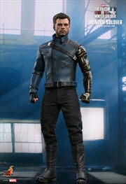 """The Falcon and the Winter Soldier - Winter Soldier 12"""" 1:6 Scale Action Figure 