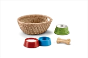 Schleich Figure - Feed For Dogs And Cats | Merchandise