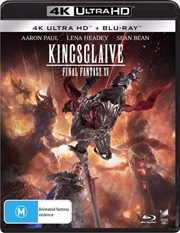 Kingsglaive - Final Fantasy XV | Blu-ray + UHD | UHD