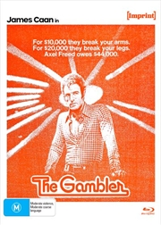 Gambler | Imprint Collection 49, The | Blu-ray