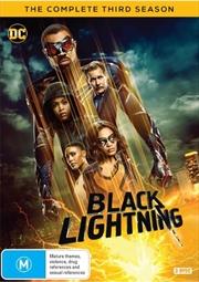 Black Lightning - Season 3 | DVD