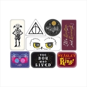 Harry Potter - Characters Magnets Set of 6 | Merchandise
