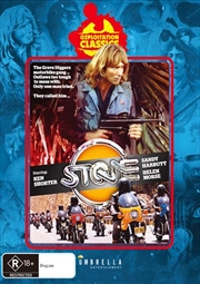 Stone - Limited Edition | Blu-ray + CD - Ozploitation Classics | Blu-ray
