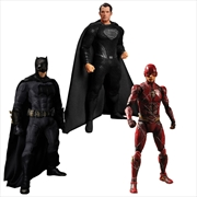 Justice League Movie - 1:12 Scale Deluxe Steel Boxed Set | Merchandise