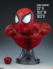 Spiderman - Spiderman Life-Size Bust | Merchandise