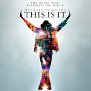 Michael Jackson's This Is It | CD