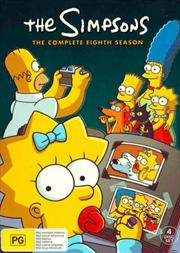 Simpsons, The - Season 8 | DVD
