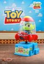 Toy Story - Alien on Spaceship CosRider | Merchandise