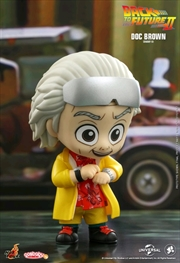 Back to the Future 2 - Doc Brown Cosbaby   Merchandise