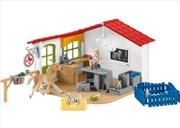 Schleich - Veterinarian practise with pets | Merchandise