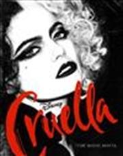 Cruella Movie Novel | Paperback Book