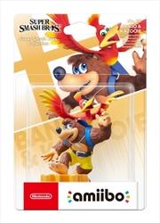 Nintendo amiibo Banjo & Kazooie (Super Smash Bros Collection)   Accessories