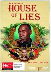 House Of Lies - Season 5 | Final Season | DVD