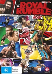 WWE - Royal Rumble 2021 | DVD