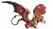 Dungeons & Dragons - Icons of the Realms Gargantuan Tiamat Figure | Merchandise