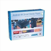 Laser - Octa-Core Android Smart Media Player | Hardware Electrical