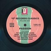 O Records Classics: V1 Passion | CD