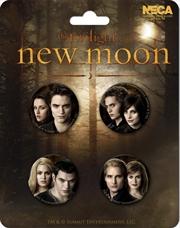 Cullens 4pk Pins | Merchandise
