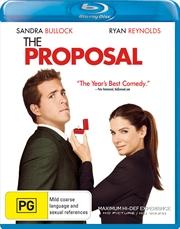 Proposal | Blu-ray