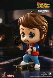 Back to the Future - Marty McFly Cosbaby | Merchandise
