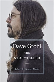 Storyteller - The Tales Of Life And Music | Hardback Book