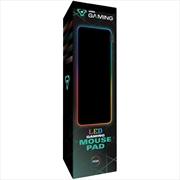 Laser - Gaming X-Large LED Gaming Pad   Hardware Electrical