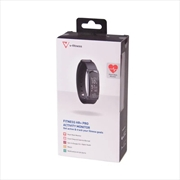 Laser - Heart Rate Tracking Fitness Activity Monitor with 2 Wristbands | Apparel