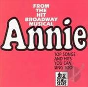 Classic Broadway Karaoke 1: Annie | CD