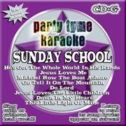 Party Tyme Karaoke: Sunday School   CD