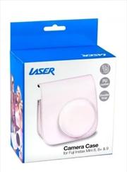 Laser Camera Bag For Instax Mini 9 - White | Camera