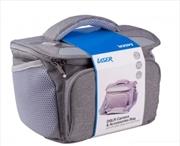 Laser Camera Bag - Grey   Camera