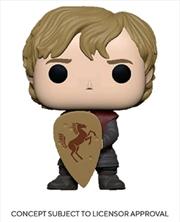 Game of Thrones - Tyrion with Shield Pop! Vinyl | Pop Vinyl