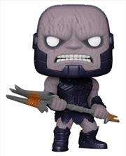 Justice League: Snyder Cut - Darkseid in Armour Pop! Vinyl | Pop Vinyl