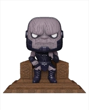 Justice League: Snyder Cut - Darkseid on Throne Pop! Vinyl | Pop Vinyl