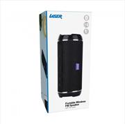 Laser - Bluetooth Pill Speaker - Black | Accessories