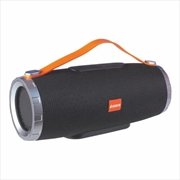 Laser - Bluetooth Tube Speaker - Black | Accessories