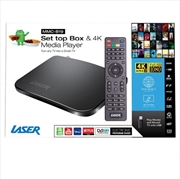 Laser Android Smart Media Player with OTT+DVB-T2 | Hardware Electrical