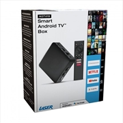 Laser Android 4K TV Box | Hardware Electrical