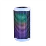 Laser - Bluetooth Speaker With LED Light Mini | Accessories